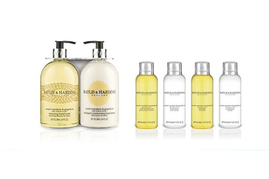 Baylis & Harding, now in stock!