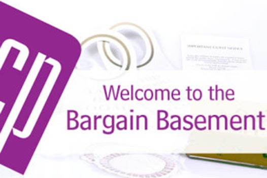 Grab yourself a Basement Bargain!