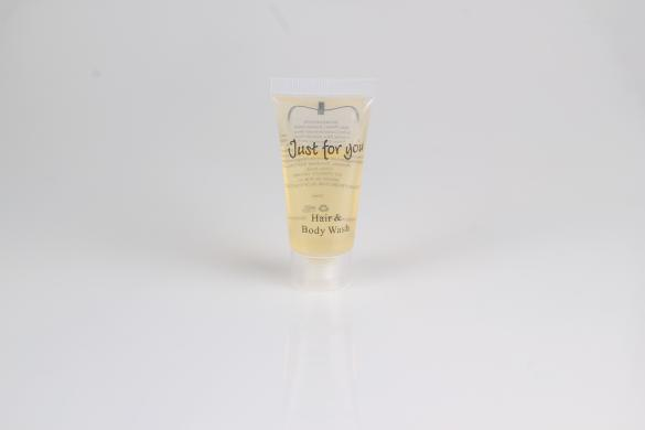 Just For You 20ml Hair & Body Wash Tube