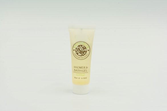 Envoque 20ml Bath & Shower Gel Tube