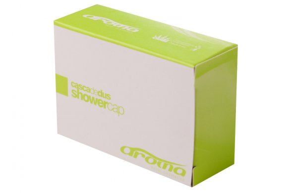 Aroma Shower Cap in Box - Box of 400