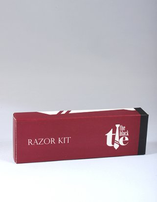 Black Tie Shaving Kit - Box of 200
