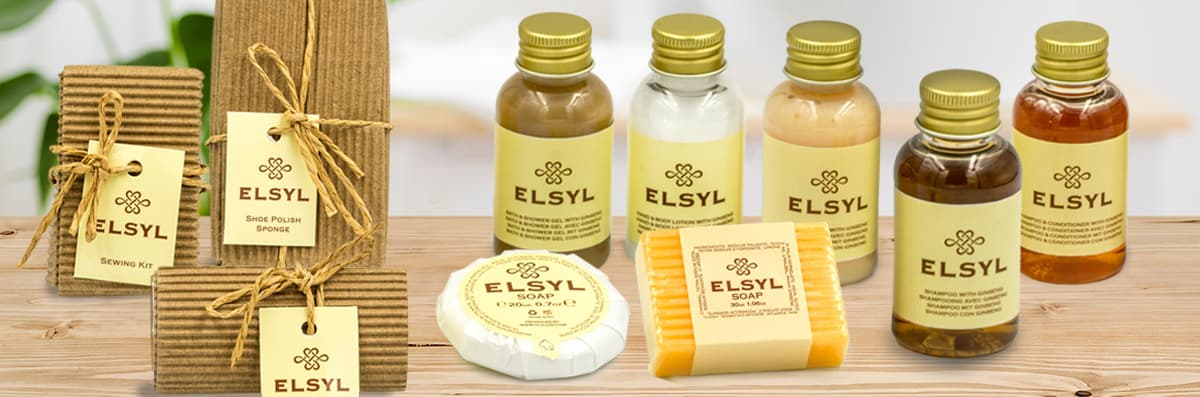 Elsyl Hotel Toiletries
