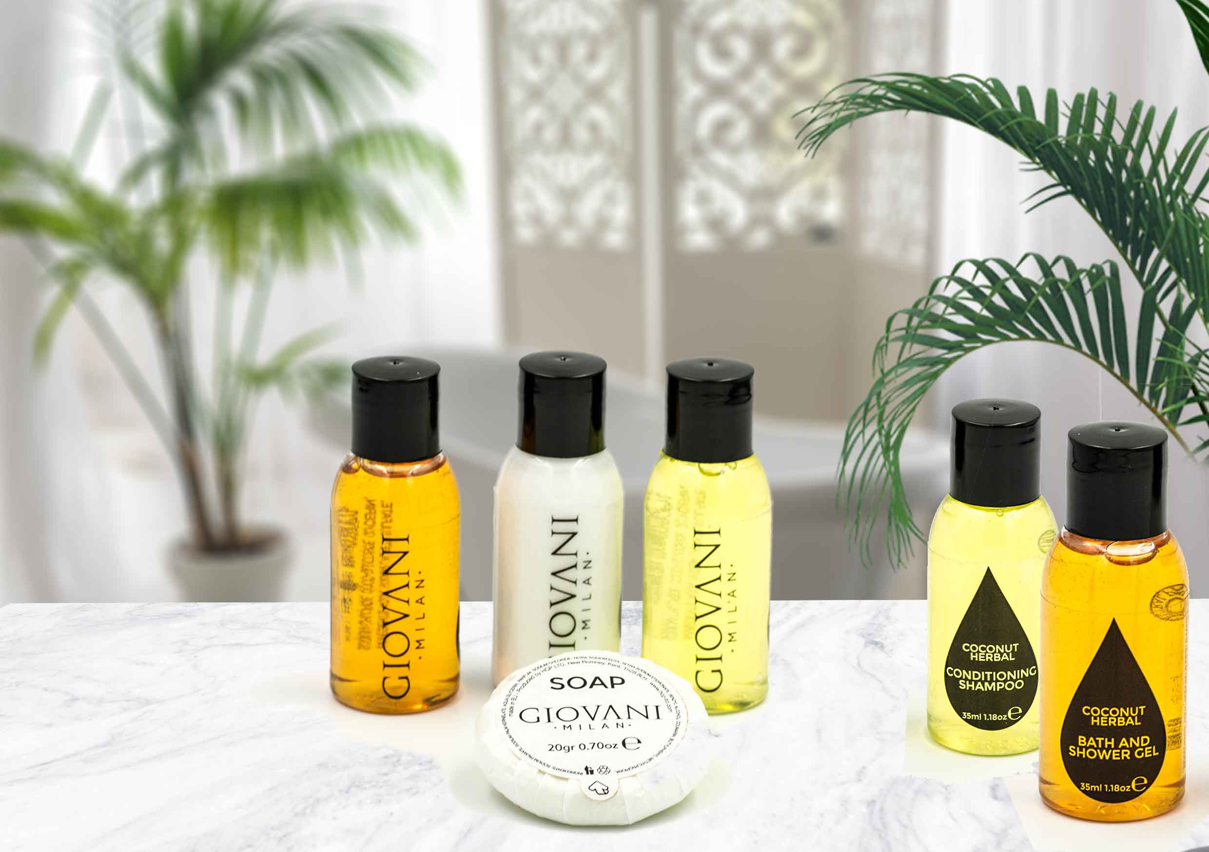 Hotel Toiletries | Hotel Complimentary Products
