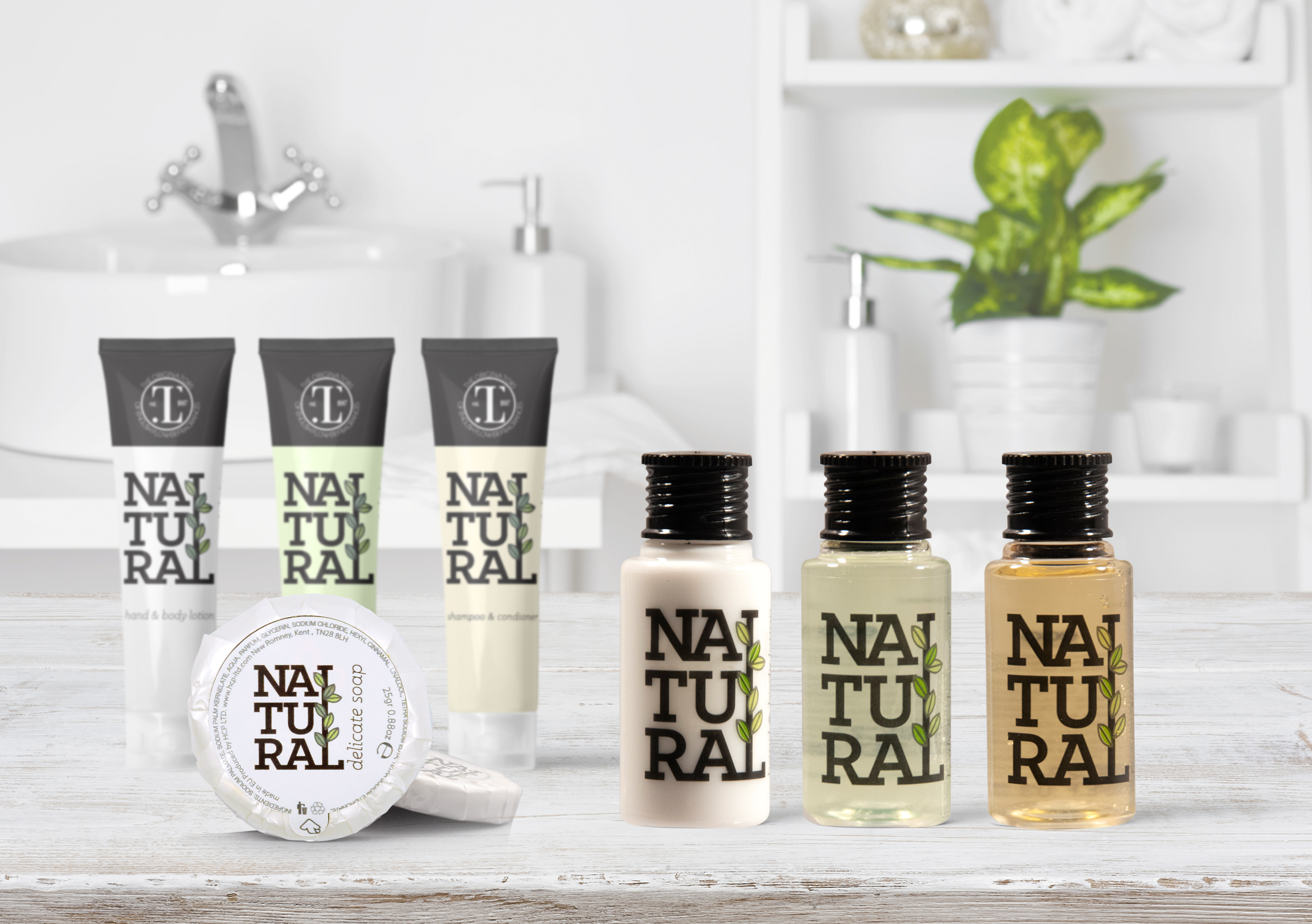 Natural by Taylor of London