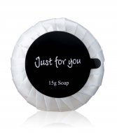 Just For You 15g Tissue Pleat Soap