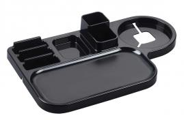 Emberton Ferryhill Black Welcome Tray