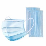 Disposable Protective Face Mask 3Ply - Pack of 50