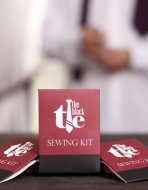 Black Tie Sewing Kit - Box of 250