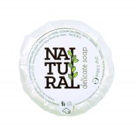 Natural - 25g Pleated Soap