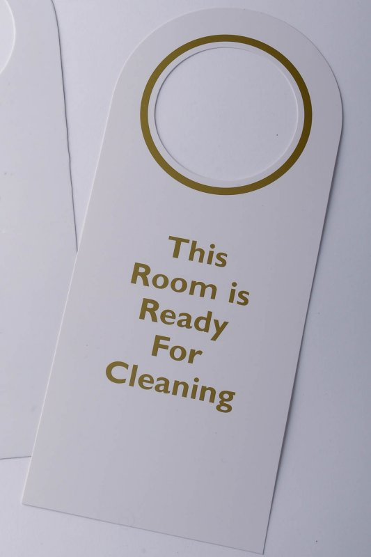 Do Not Disturb Signs - 1 Box of 50