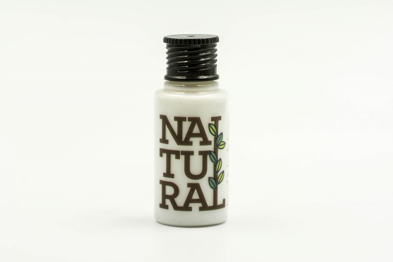 Natural - 30ml Hand & Body Lotion Bottle