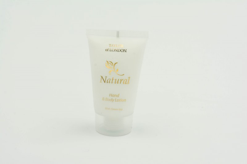 Natural 30ml Hand & Body Lotion Tube