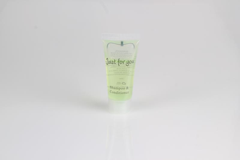 Just For You 20ml Shampoo/Conditioner Tube